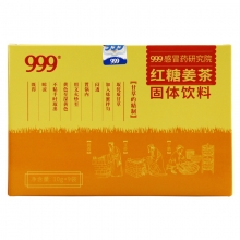 华润三九 红糖姜茶固体饮料 10g*9袋