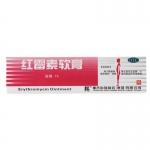 科瑞 红霉素软膏 10g