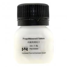 露玛 丙硫氧嘧啶片 50mg*100片