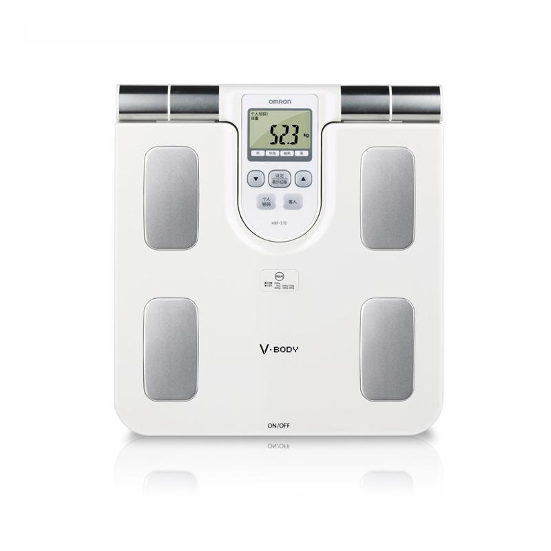 欧姆龙 体重身体脂肪测量器