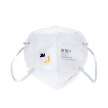 3M 防雾霾口罩9001V 1个(耳带式)