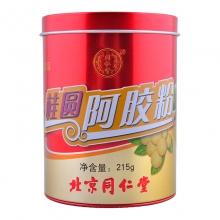 同仁堂 桂圆阿胶粉 215g