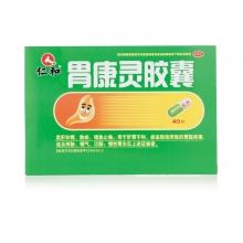 仁和 胃康灵胶囊 0.4g*10粒*4板