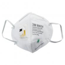 3M 防雾霾口罩9003V 1只