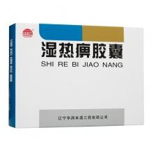 华润本溪三药 湿热痹胶囊 0.37g*36粒