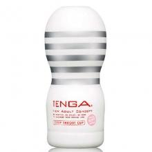 Tenga 日本进口飞机杯 口交白色超柔型