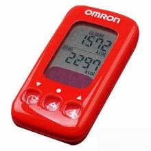 欧姆龙 电子计步器 HJA-310-SH
