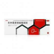 鑫烨 克林霉素磷酸酯凝胶 10g