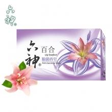 六神 百合除菌香皂 125克