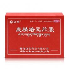 央宗药业 鹿精培元胶囊 0.3g*2粒*6板