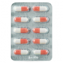 依科制药 氨咖黄敏胶囊 10粒