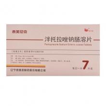 泰美尼克 泮托拉唑钠肠溶片 40mg*7片