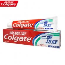 高露洁 三重功效牙膏 140g