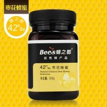 蜂之都 枣花蜂蜜 500g