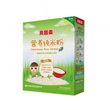 贝因美 营养纯米粉 200克