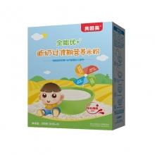 贝因美 全能优+婴儿米粉断奶过渡期营养米粉 200克