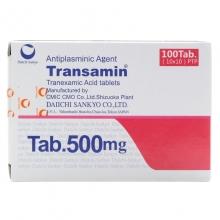 妥塞敏 氨甲环酸片 0.5g*100片