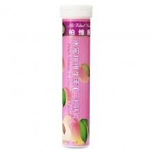 柏维康 维生素C泡腾片 4g*20片(水蜜桃味)